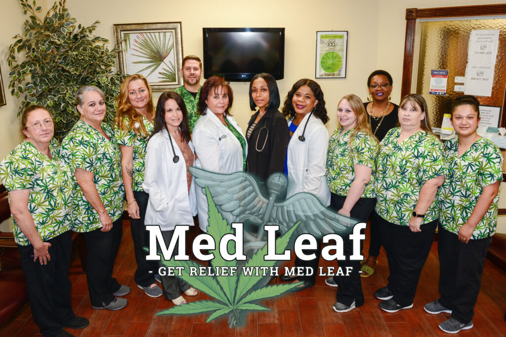 Med Leaf Medical Marijuana Cards on the Treasure Coast
